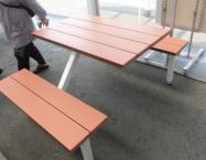 テーブルベンチ